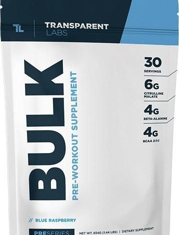 Photo of Transparent Labs Preseries Bulk Reviews: Read Before Buying!