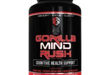 Photo of Gorilla Mind Rush: My Crazy Experience With This Nootropic Supplement