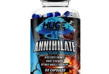 Photo of Annihilate Review: #1 Insane New Plant Anabolic Supplement?