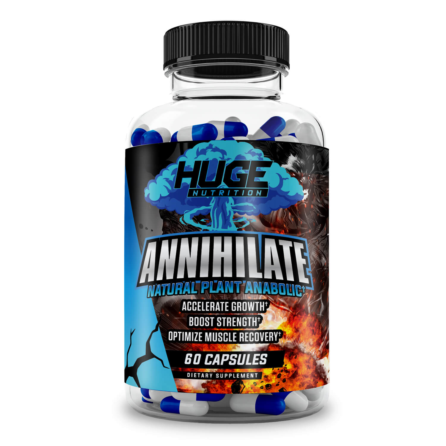 Annihilate Review: #1 Insane New Plant Anabolic Supplement?