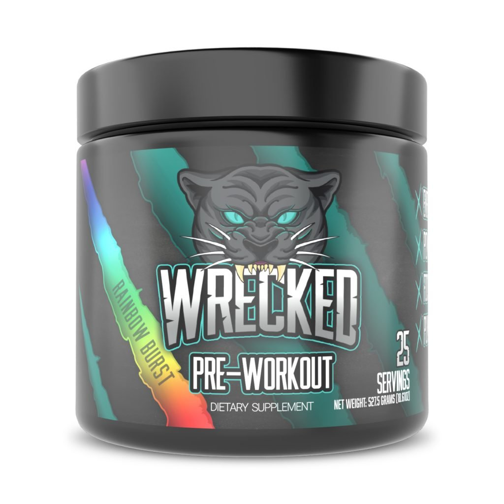 Wrecked Pre Workout Review: The Best Pre-Workout Of 2020?